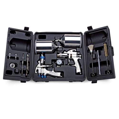 Devilbiss StartingLine Auto Car Paint Priming HVLP Spray Gun Kit