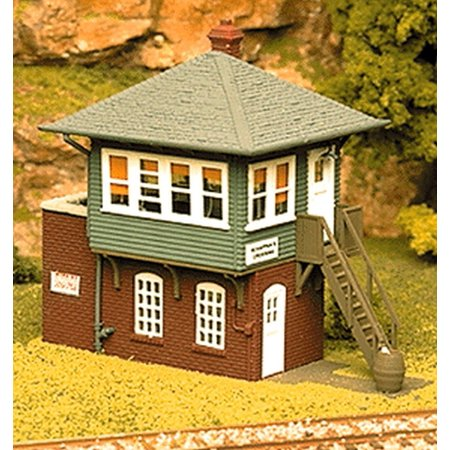 ATLAS MODEL 704 Signal Tower Kit HO, HO Buildings and Structures By Atlas  Model Railroad