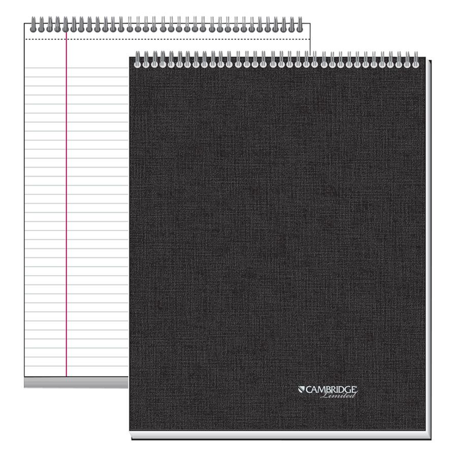 Mead, MEA06090, Top - Bound Twin - Wire Notebook - Letter, 1 Each