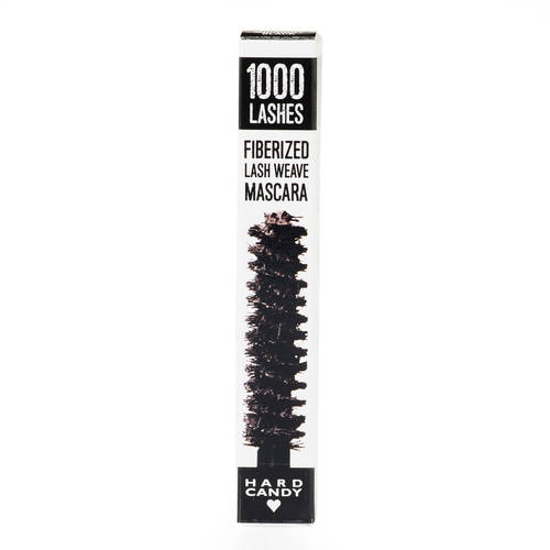 Duty Free Americas Inc Hard Candy 1,000 Lashes Fiberized Color Mascara