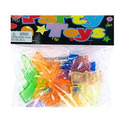 Bulk Buys PB732-16 Mini Squirt Gun Party Favors - 16 Piece