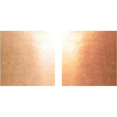 Idea-Ology Paper Stash Kraft Metallic Paper Pad 8