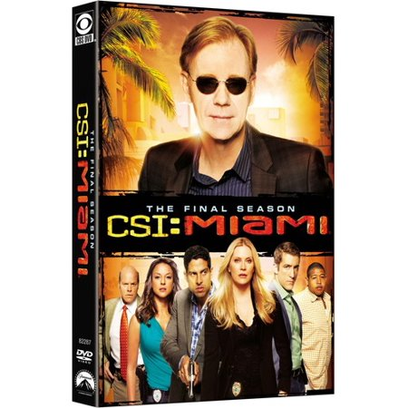 Csi  Miami  The Final Season