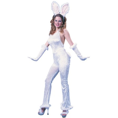 Instant Bunny Kit Adult Halloween Accessory - Bugs Bunny Halloween Makeup