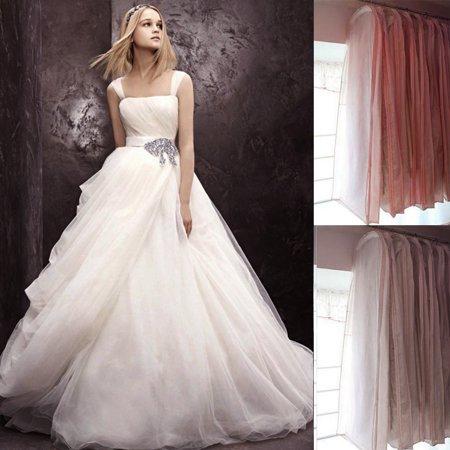 Foldable Wedding Long Dress Suit Gown Garment 150Cm Storage Bag Protector Cover