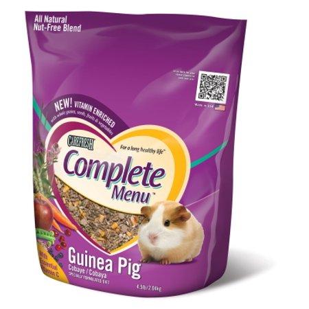 Healthy Pet Carefresh Complete Menu   Guinea Pig Food 4 5Lb