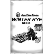 Winter Rye Grass Seed, 5-Pound, 5 pound bag By Jonathan Green,USA