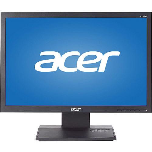 "Refurbished  Acer V193w Ejb 19"" Monitor"