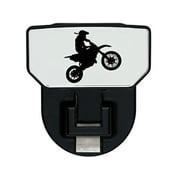 HD Universal Hitch Step - Dirt Bike - single