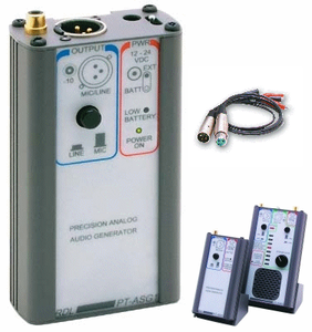 RDL PT-ASG1 Portable Audio Signal Generator by Radio Design Labs