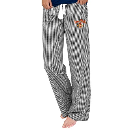 Iowa State Cyclones Concepts Sport Women's Tradition Woven Pants - Black/White