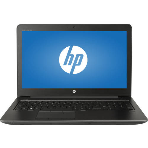 "HP ZBook 15 G3 15.6"" Laptop, Windows 10 Pro, Intel Core i7-6820HQ Processor, 16GB RAM, 256GB Solid State Drive"