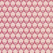 Dollhouse 6 Pack Wallpaper: Ottoman-Red
