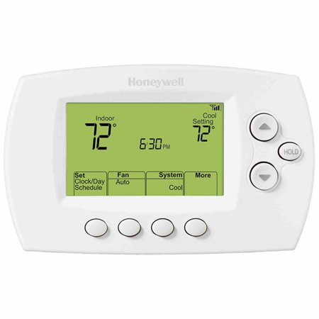 Th6320wf1005 u honeywell thermostat programmable wi fi for Th 450 termostato
