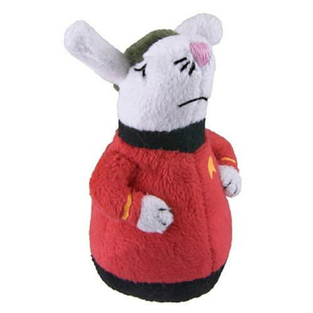 Pets Supply Star Trek Wobble Mouse Cat Toy ()