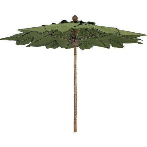 Fiberbuilt 11' Prestige Palm Umbrella