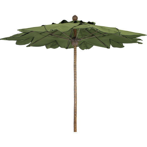 Fiberbuilt 11u0027 Prestige Palm Umbrella