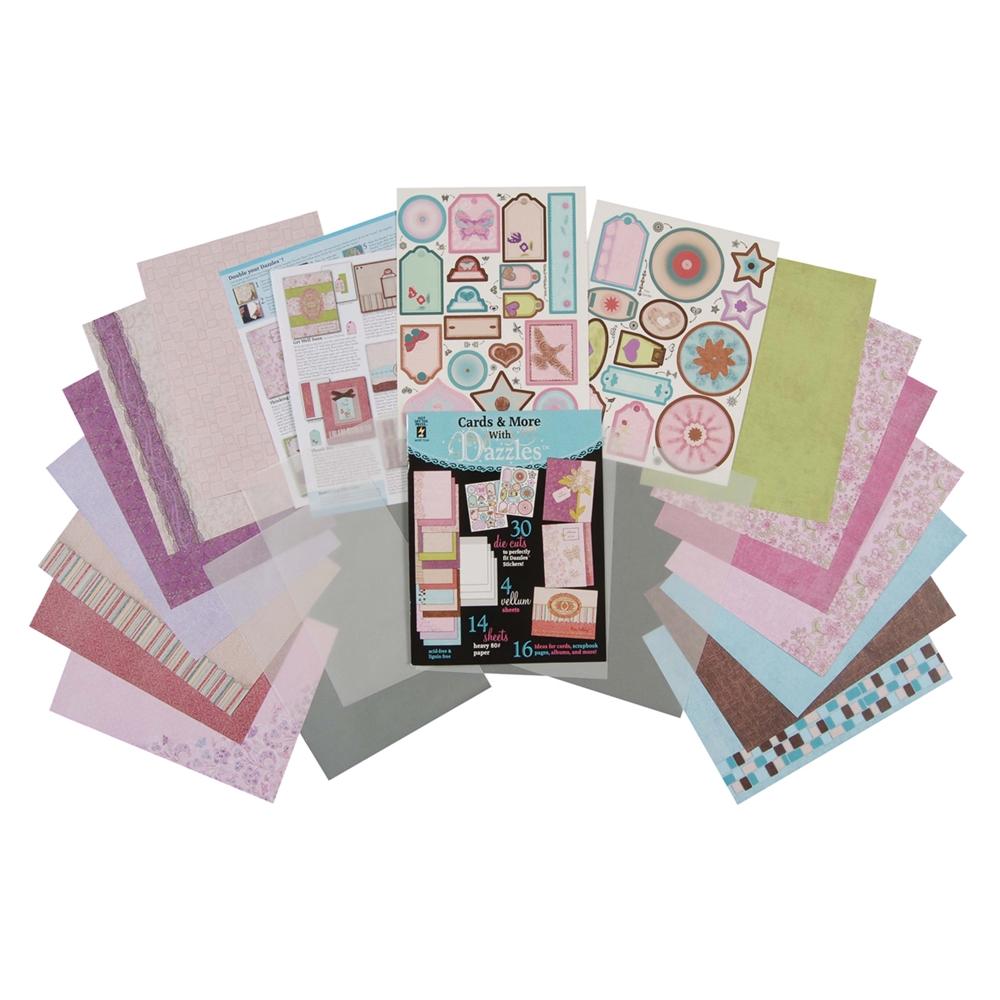 Dazzles Scrapbook Set