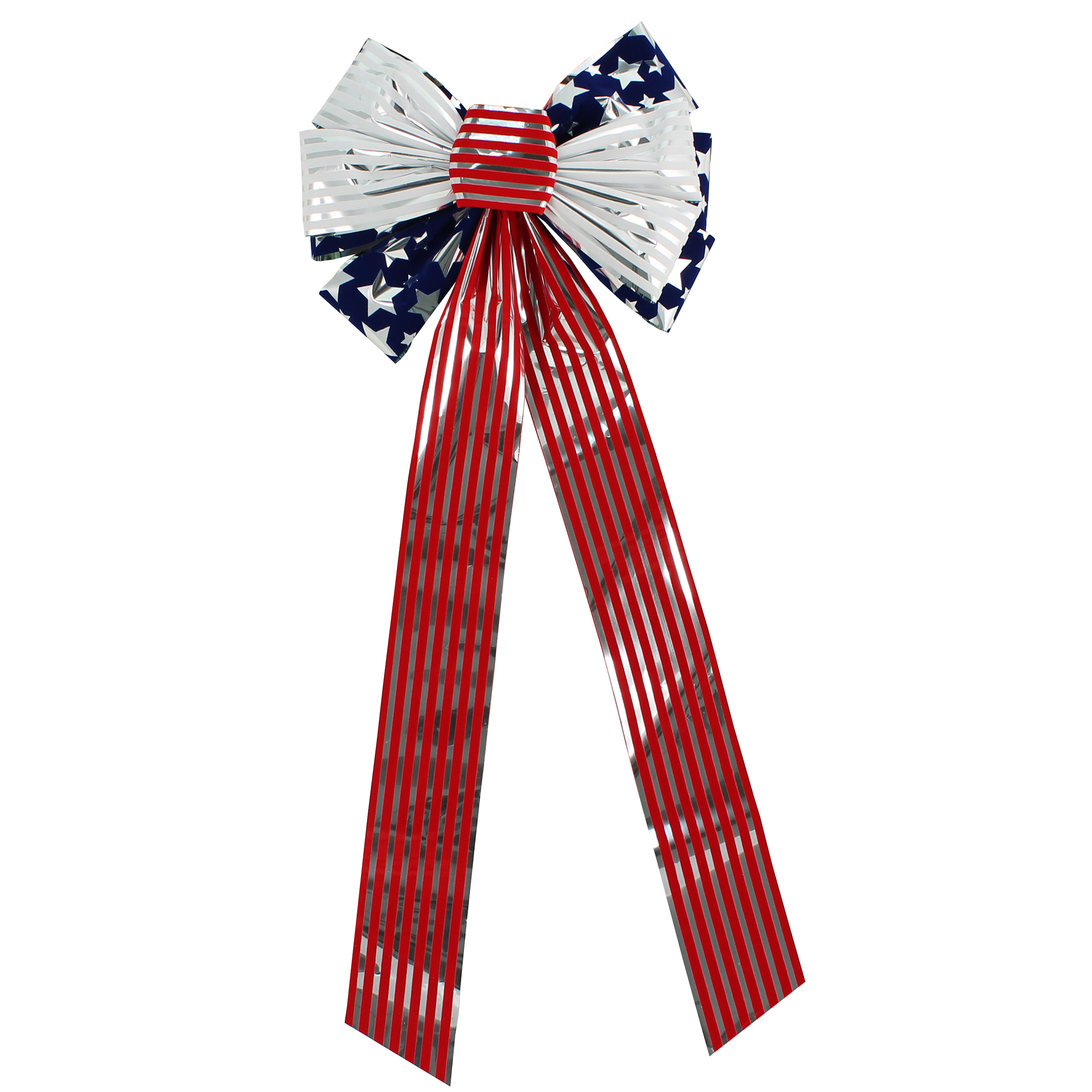 MEDIUM RED PARTY BOW