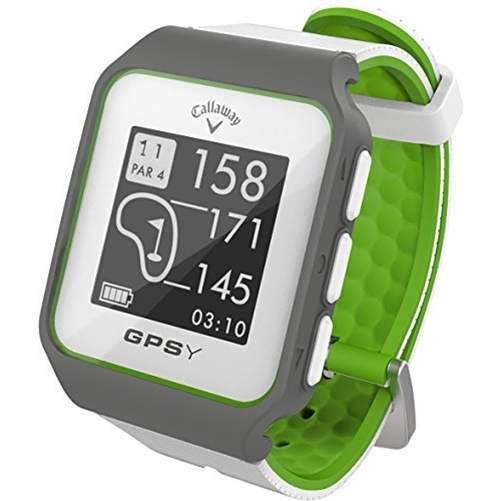 Callaway C70107 GPSy Golf GPS Watch - White/Green