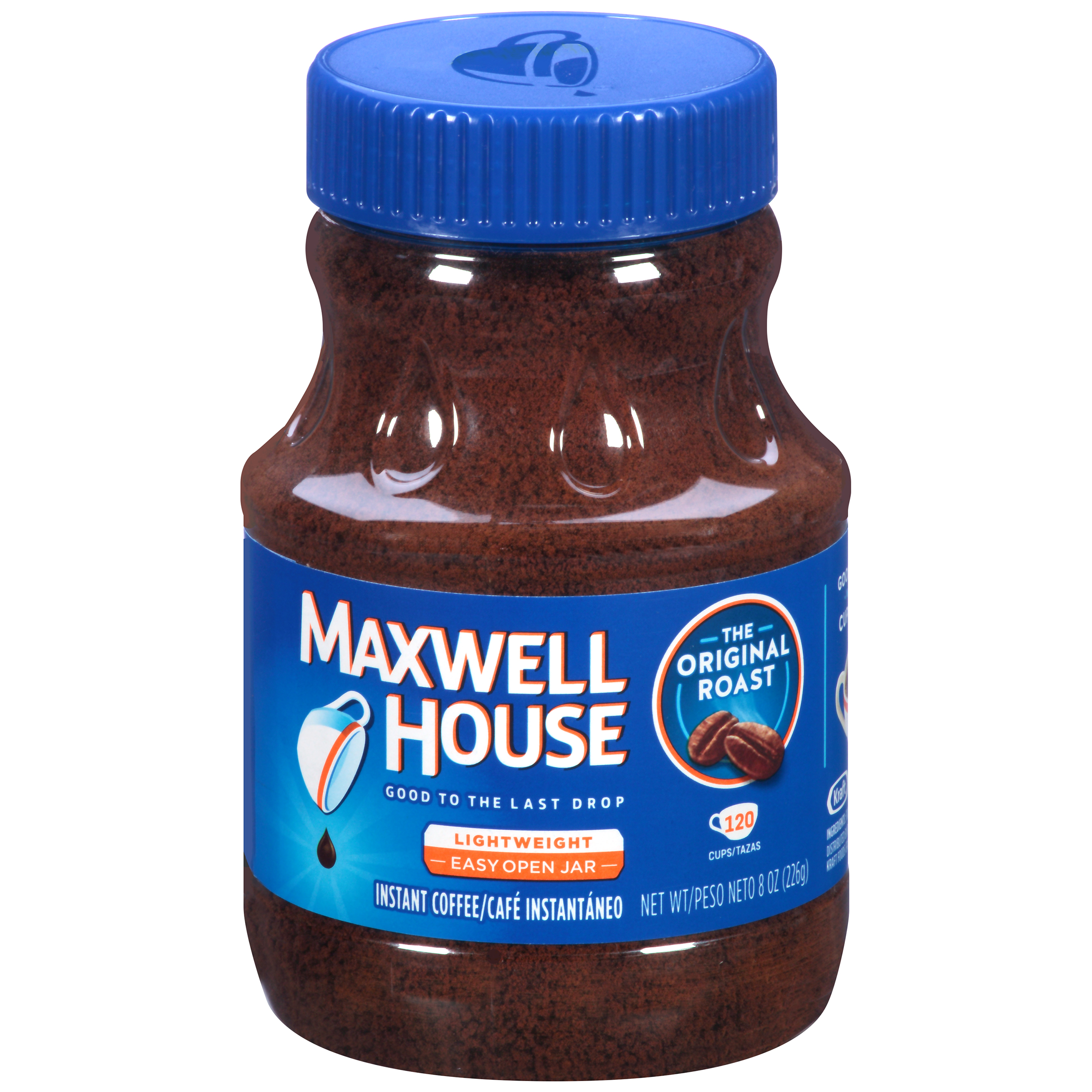 Maxwell House Instant Coffee, 8 oz