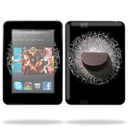 "Skin Decal Wrap for Kindle Fire HD 7"" inch Tablet cover Baseball"