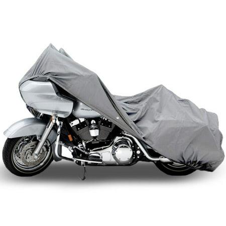 Motorcycle Bike 4 Layer Storage Cover Heavy Duty For Harley XL Sportster 1200 Custom](Custom Stores)