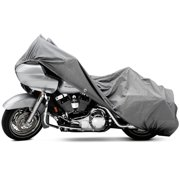 North East Harbor Motorcycle Bike 4 Layer Storage Cover Heavy Duty For Honda VTX 1800 TYPE S N F T RETRO