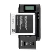 Universal Battery Charger LCD Indicator Screen For Mobile Cell Phones
