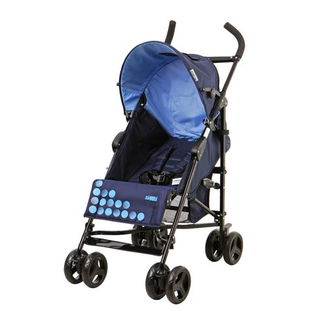 Mia Moda Facile Umbrella Stroller Navy