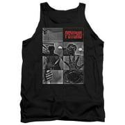 Psycho Shower Scene Mens Tank Top Shirt