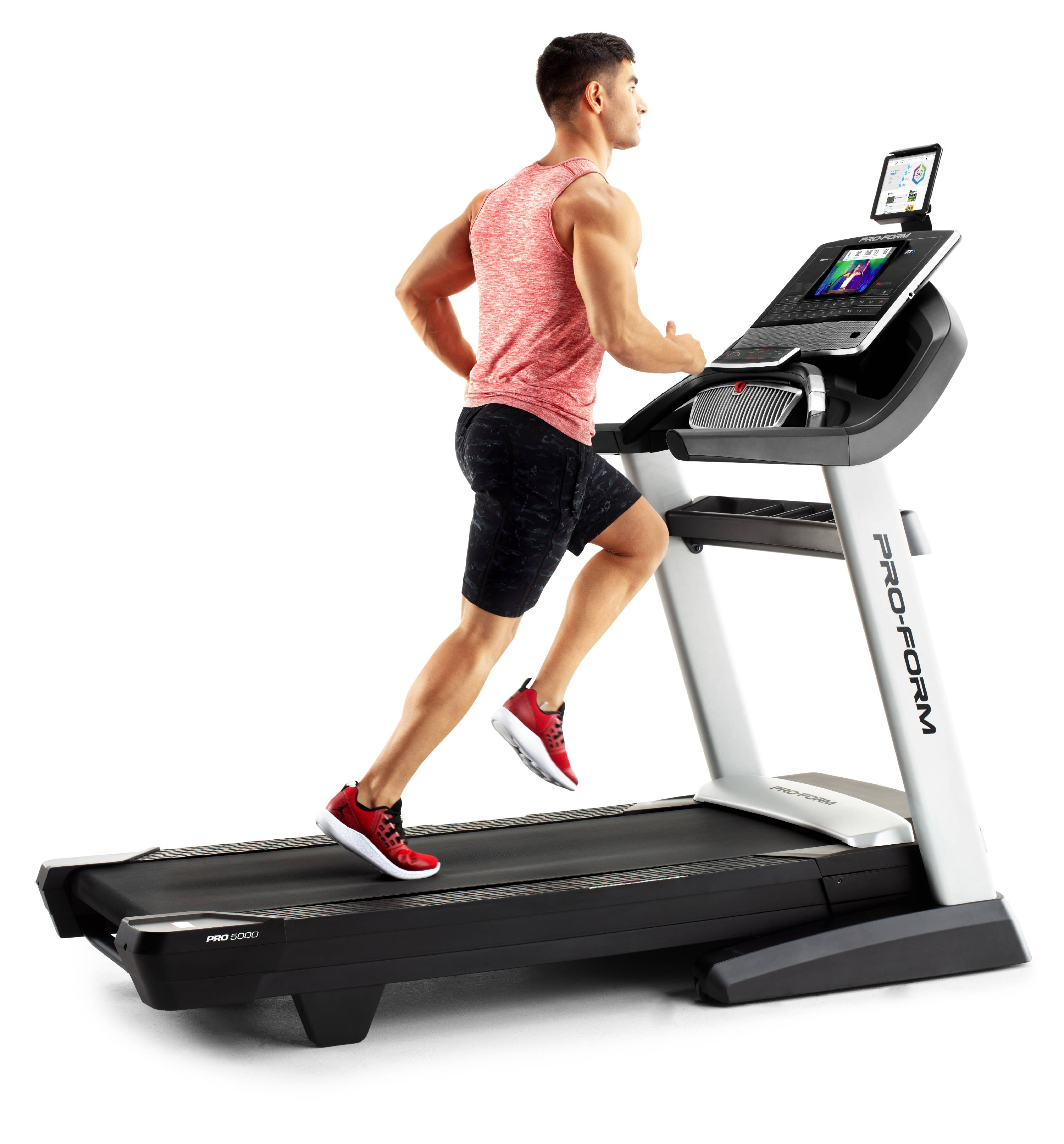 ProForm SMART Pro 5000 Treadmill, Includes 1 Year of Personal Training in Your Home