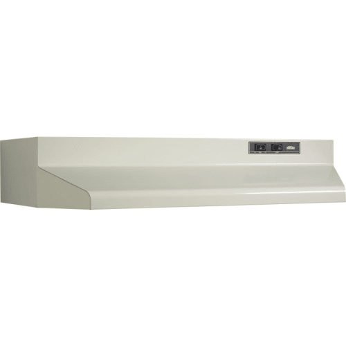 "Broan 4021 160 CFM 21"" Wide Steel Under Cabinet Range Hood with Washable Filters"
