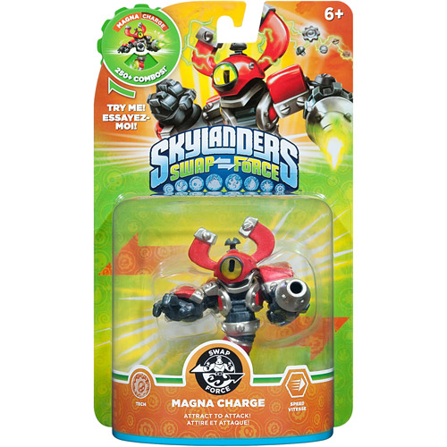 Skylanders Swappable Magna Charge Figure Pack