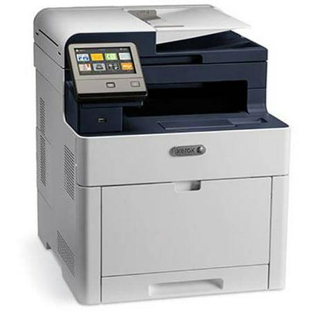 Xerox Workcentre 6515N Color Laser Multifunction Printer Copier Scanner Fax Machine