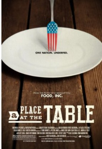 A Place at the Table (DVD) by Magnolia