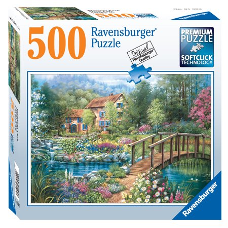 Shades of Summer - 500 Piece Jigsaw Puzzle - Ravensburger