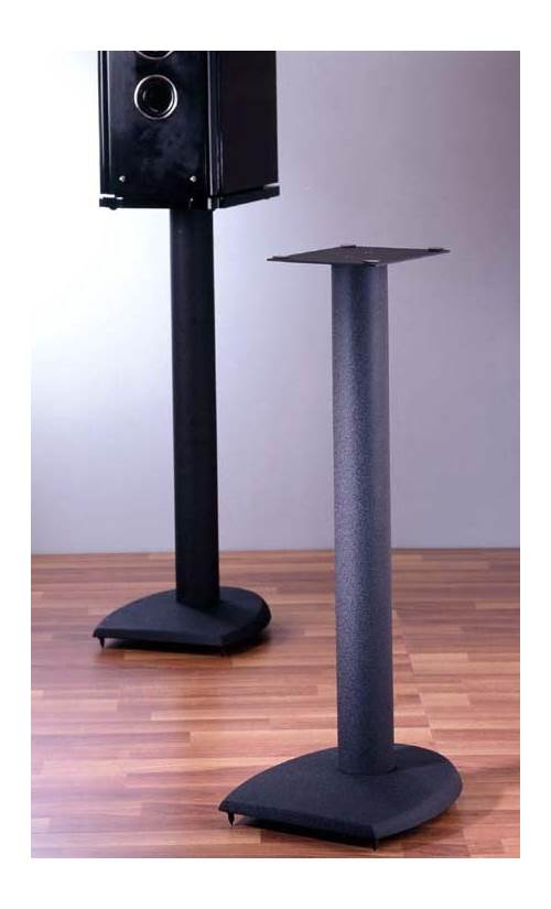 DF series Heavy Duty Speaker Stand Set of 2 (19 in.) by VTI Manufacturing, Inc.