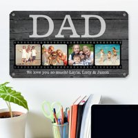 Personalized Photo Memory Reel Metal Sign
