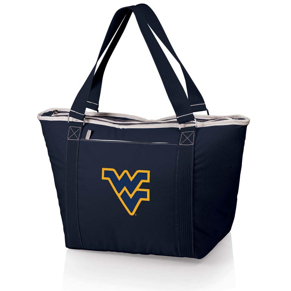 West Virginia Topanga Cooler Bag (Navy)