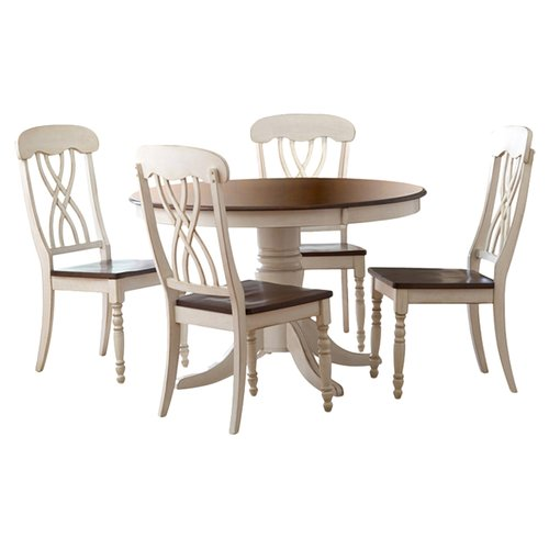 Charlton Home Crozier 5 Piece Dining Set