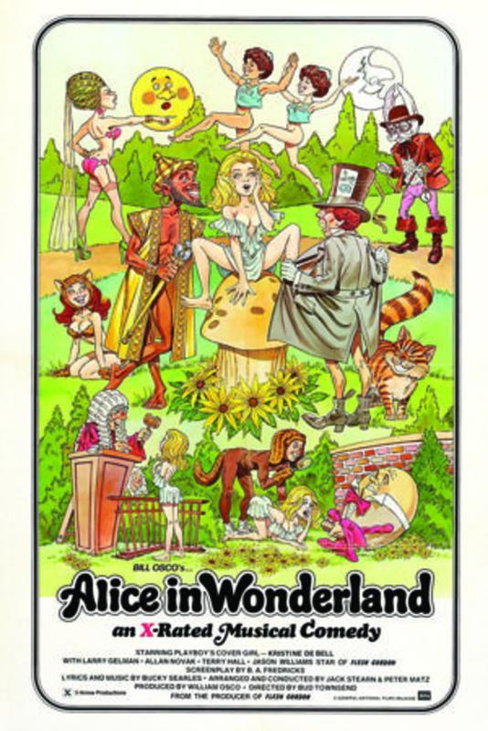 Alice In Wonderland Porn Movie