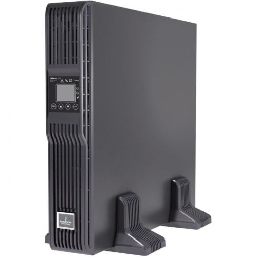 Liebert GXT4-1000RT120 UPS 1000VA/900W; rack rails; battery; 2 programmable outlet pairs