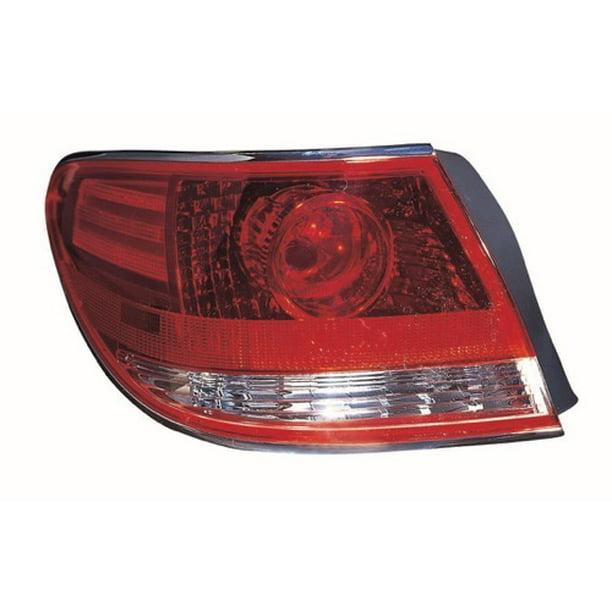 Go Parts Oe Replacement For 2005 2006 Lexus Es330 Rear Tail Light Lamp Assembly Housing Lens Cover Left Driver Side Outer 81561 33430 Lx2818106 Replacement For Lexus Es330 Walmart Com Walmart Com