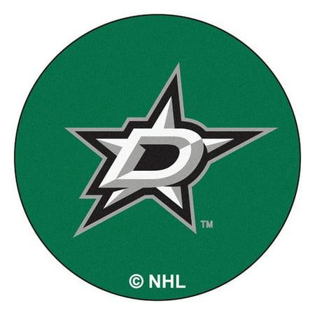 NHL - Dallas Stars Puck Mat 27