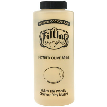 Filthy Olive Brine Juice - 12 oz