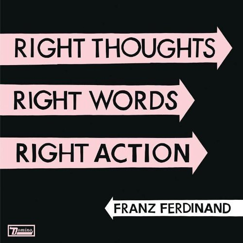 Right Thoughts Right Words Right Action (Vinyl)
