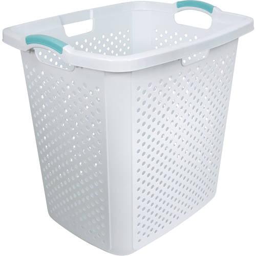 Home Logic 2.5-Bu XL-Capacity Lamper Laundry Basket and Hamper by HMS Mfg. Co.