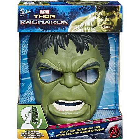 Marvel Thor Ragnarok Hulk Out