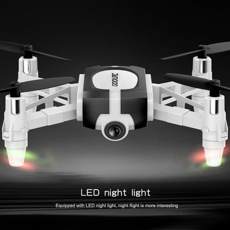 GoolRC T700 720P Wifi FPV Mini Selfie Drone G-Sensor Altitude Hold RC Training Quadcopter w/ 3 Battery for Beginners Kids - image 6 de 7